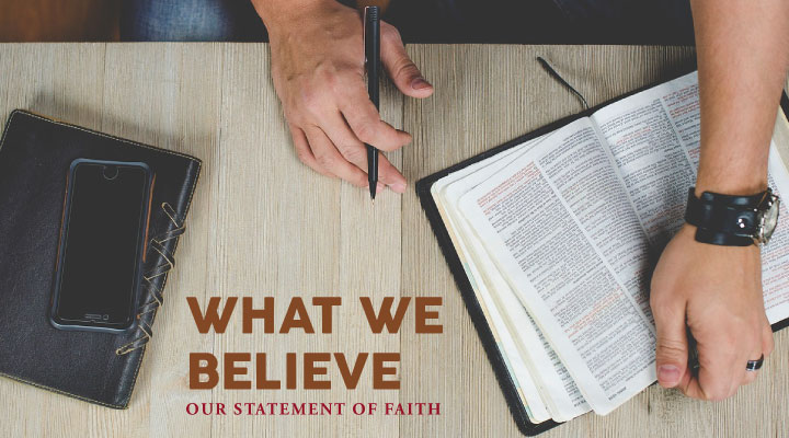 What we Believe at Rock of Ages Ministries