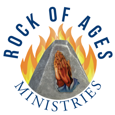 Rock of Ages Ministries, New York Logo