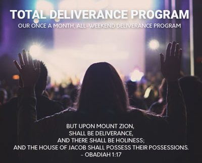 Total Deliverance Program