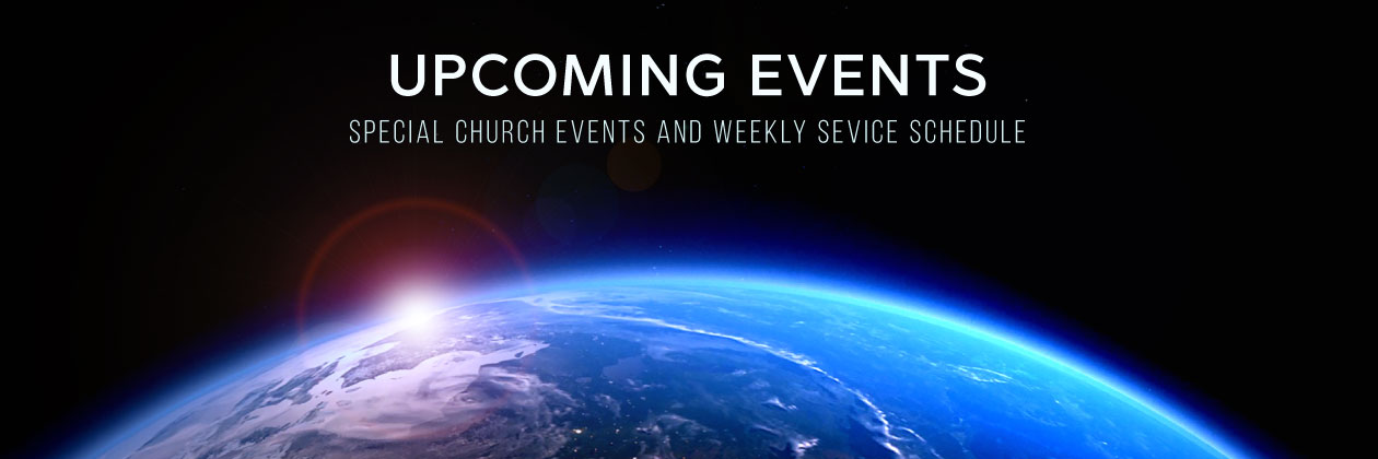 Upcoming Events at Rock of Ages Ministries, New York