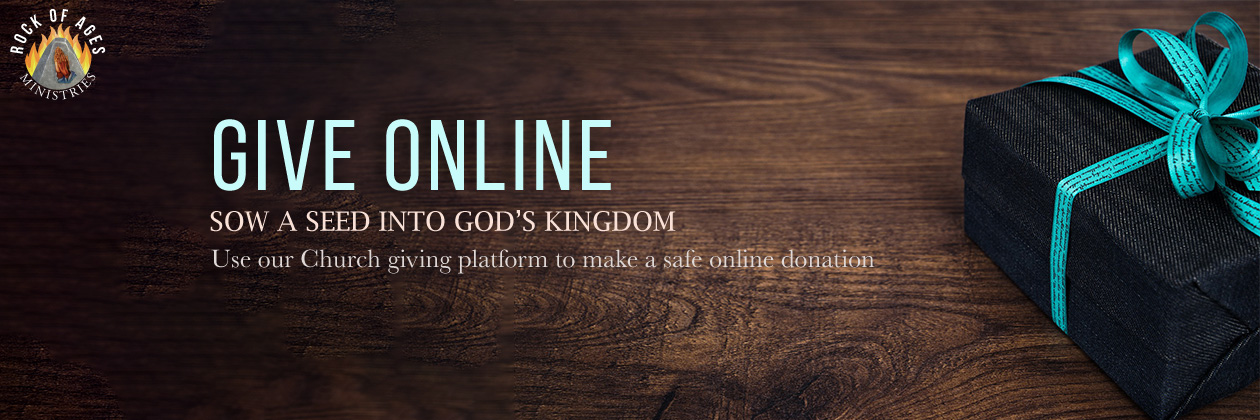 Give Online at Rock of Ages Ministries, New York